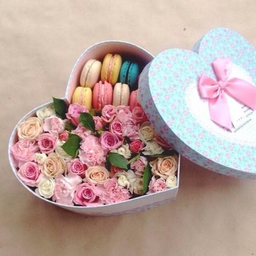Букет сладкое сердце с доставкой в Самаре
